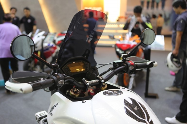 2013 Bangkok Motorbike Festival photographs - 08