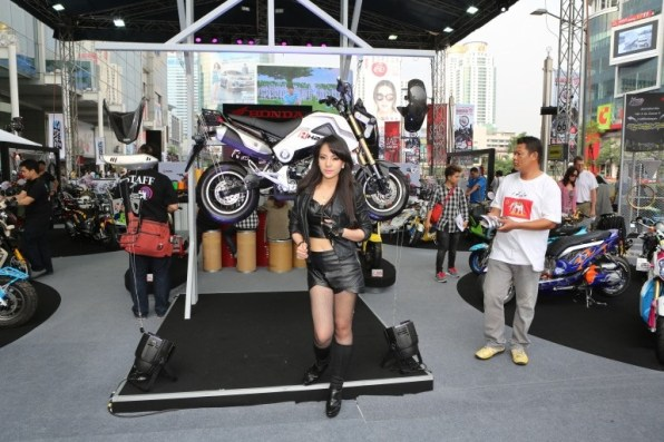 2013 Bangkok Motorbike Festival photographs - 28