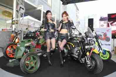 2013 Bangkok Motorbike Festival photographs - 30