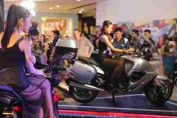 2013 Bangkok Motorbike Festival photographs - 39