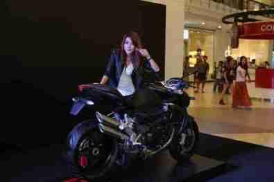 2013 Bangkok Motorbike Festival photographs - 44