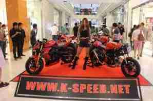 2013 Bangkok Motorbike Festival photographs - 46