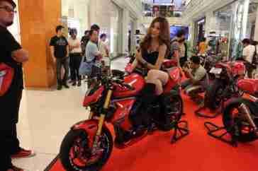 2013 Bangkok Motorbike Festival photographs - 48