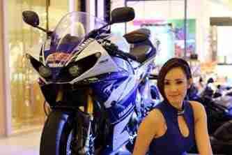 Bangkok Motorbike Festival in photographs