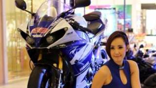Bangkok Motorbike Festival in photographs