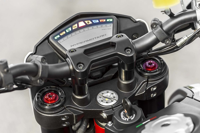 Ducati Hypermotard 2013 - 12