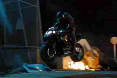 GI Joe motorcycle Ducati Monster - 03