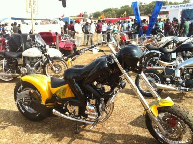 India Bike Week Photographs - 32