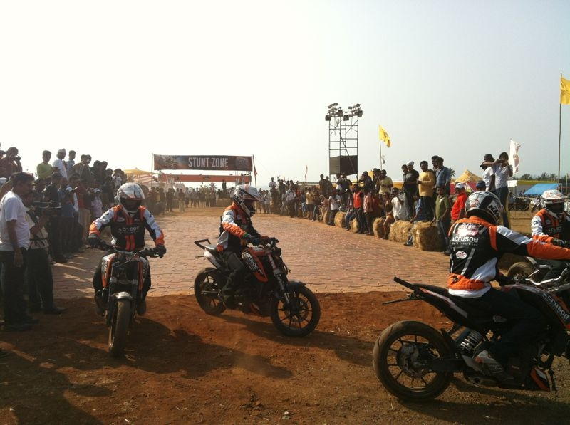 India Bike Week Photographs - 37