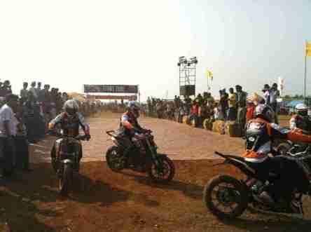 India Bike Week Photographs - 37