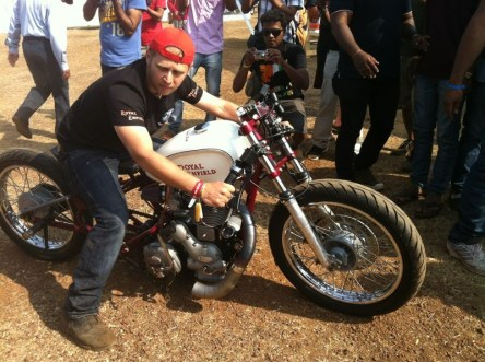 India Bike Week Photographs - 39
