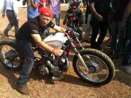 India Bike Week Photographs - 39