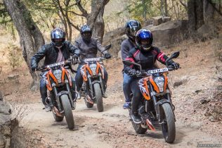 KTM Orange Ride Bangalore (117)