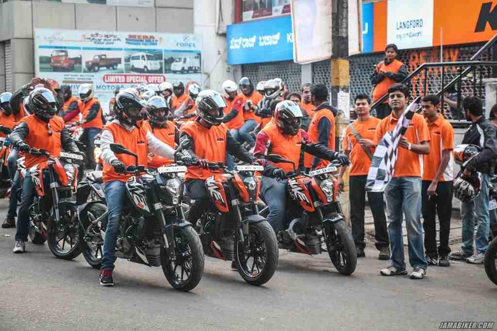 KTM Orange Ride Bangalore (24)