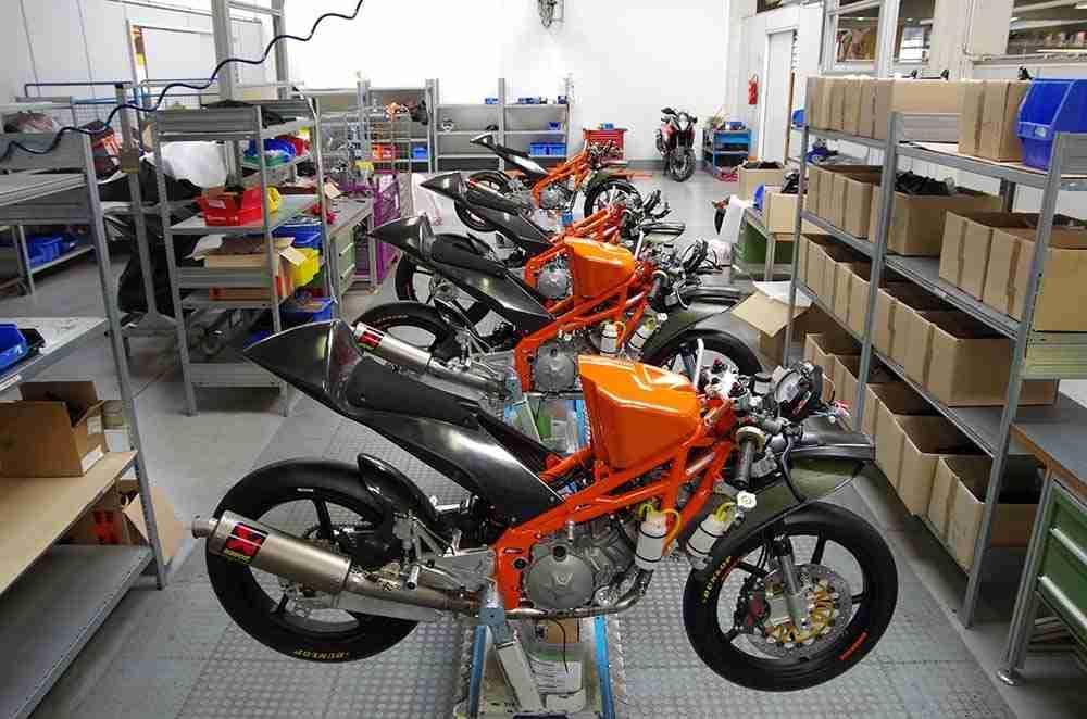 KTM RC250R Production Racer 2013 - 09