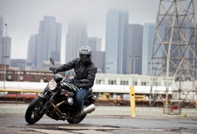 Moto Guzzi Griso 1200 8V India - 02