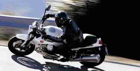 Moto Guzzi Griso 1200 8V India - 04