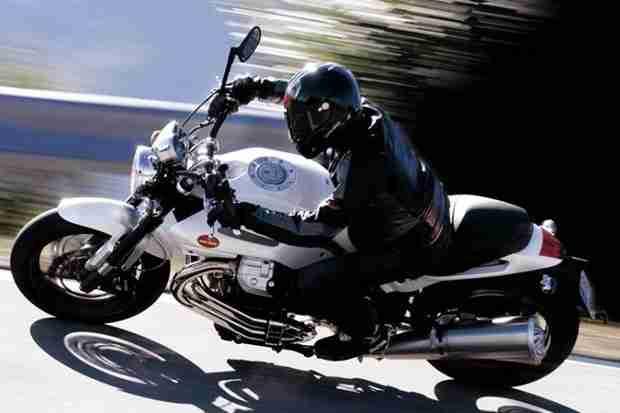 Moto Guzzi Griso 1200 8V India