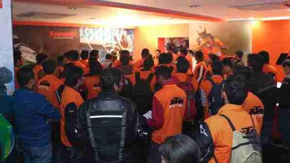 ktm orange ride bangalore to sangam (18)