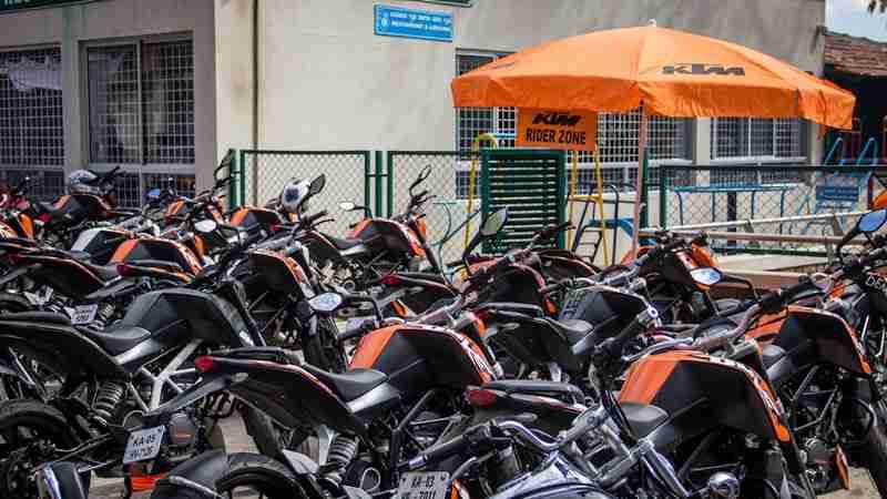 ktm orange ride bangalore to sangam (30)