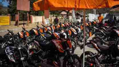 ktm orange ride bangalore to sangam (32)