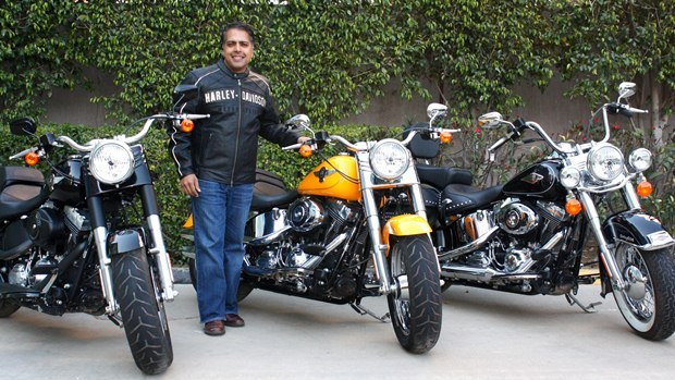 Harley Davidson India Fat Boy Special Harley-Davidson Fat Boy Heritage Softail Classic