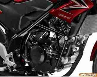 Honda CB150R india streetfire - 01