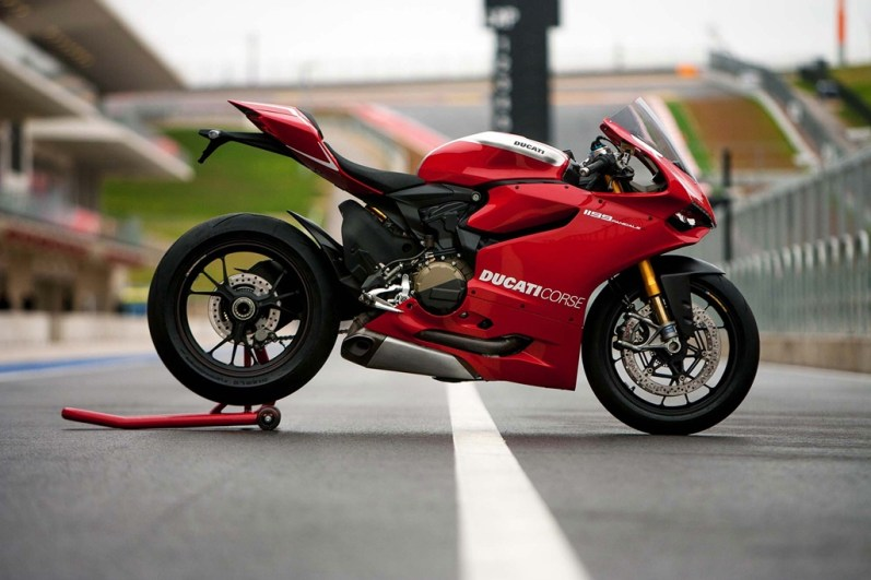 ducati 1199 panigale r photographs - 01