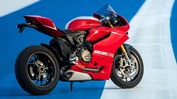 ducati panigale exhausts