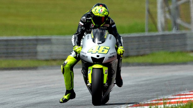 valentino rossi Yamaha Sepang test day 3 wrap up