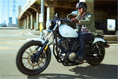 yamaha bolt cruiser - 08