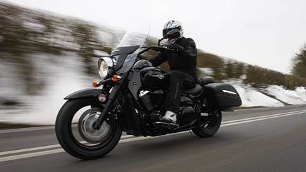 2013 Suzuki Intruder C1500T UK