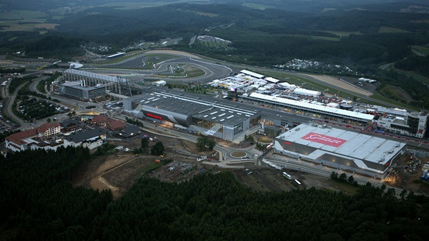 Nurburgring up for sale