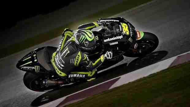 cal crutchlow motogp qatar qualifying
