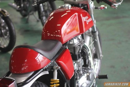 continental gt royal enfield cafe racer