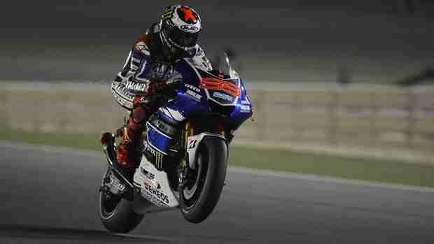 jorge lorenzo motogp qatar 2013 qualifying