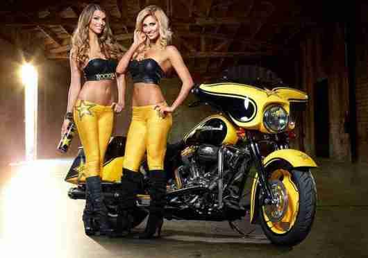 Harley Davidson Rockstar Energy 07
