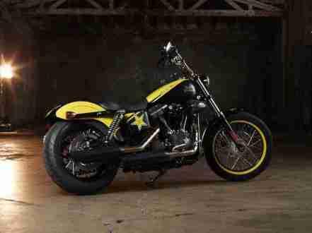 Harley Davidson Rockstar Energy 12