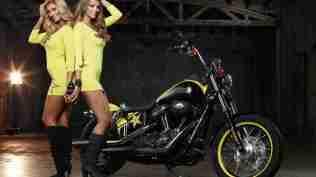 Harley Davidson Rockstar Energy 18