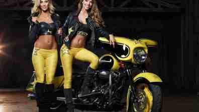 Harley Davidson Rockstar Energy 23