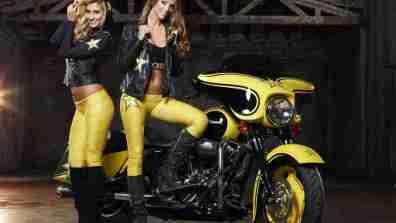 Harley Davidson Rockstar Energy 24