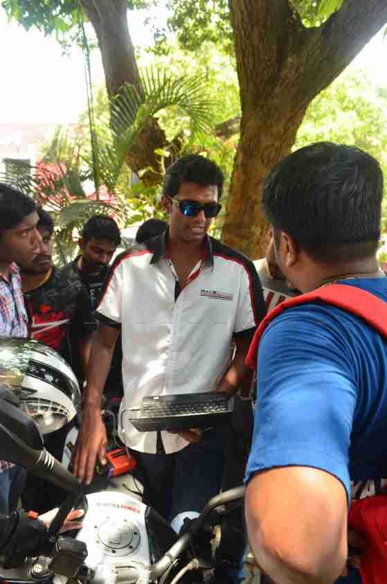 Yamaha Riders Club India - 36