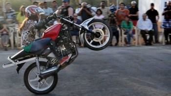 ekta stunt babe india