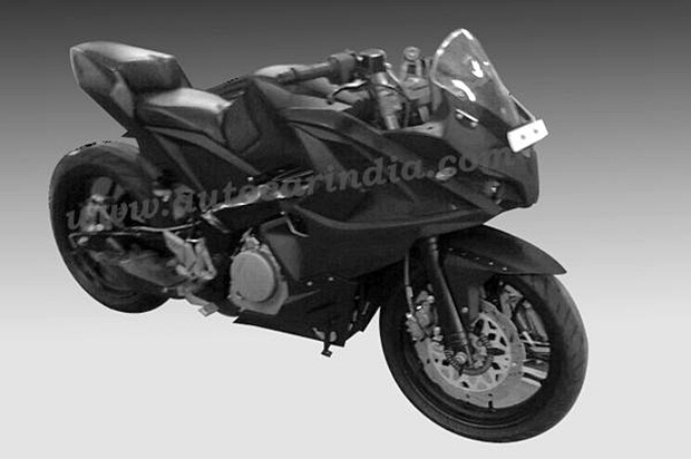 new full fairing pulsar