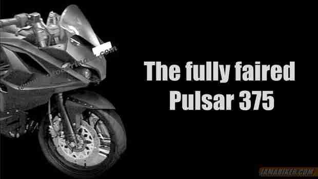 pulsar 375 india