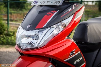 yamaha ray z headlight