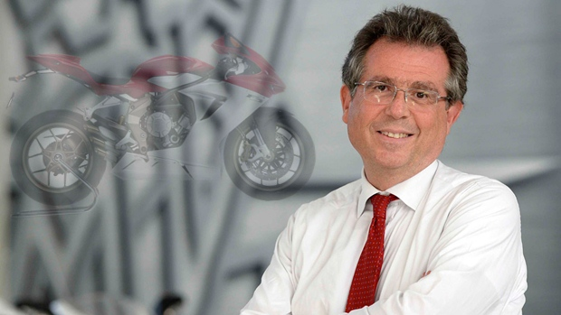 Giorgio Girelli appointed new Executive Vice President of MV Agusta