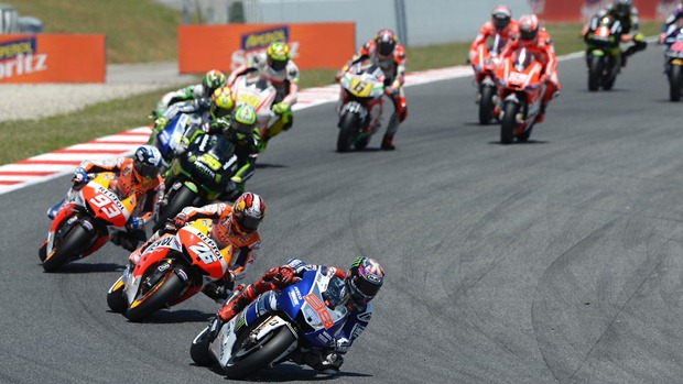 MotoGP Catalunya race summary - a fun weeked and a boring race
