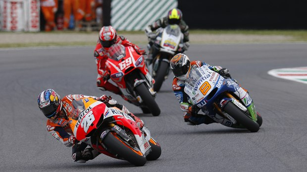 dani pedrosa MotoGP Mugello qualifying report and standings
