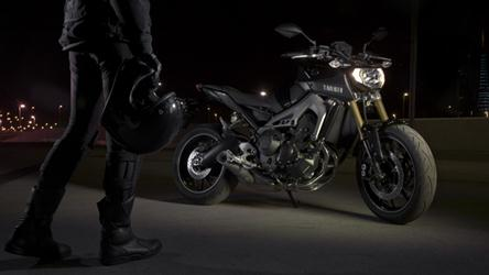 new 2013 yamaha mt 09